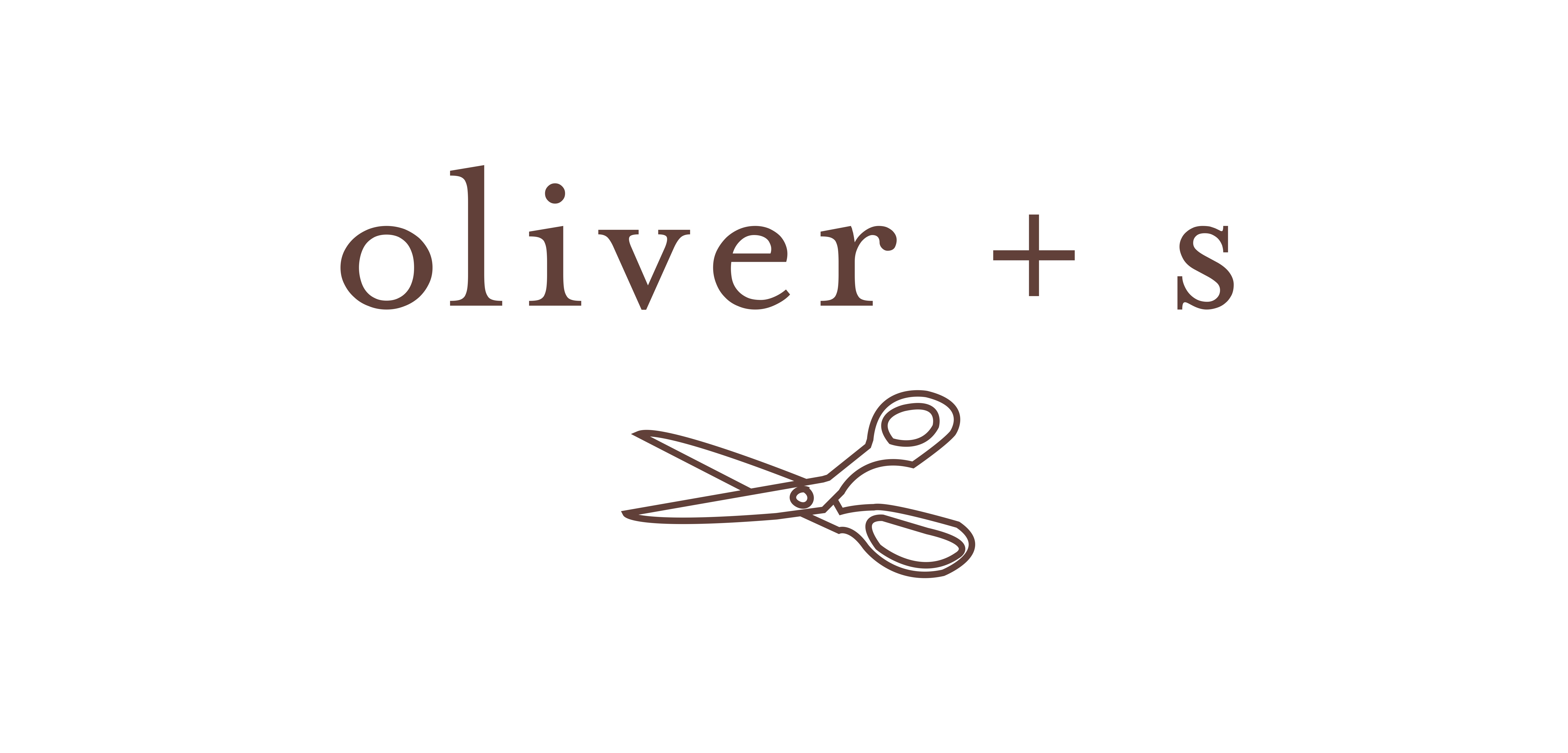 oliver + s Children's Clothing Patterns