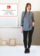 Liesel & Co Gallery Tunic and Dress Pattern