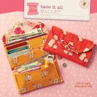 Have It All Wallet and Smartphone Case Pattern - Straight Stitch Society