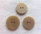 17-1023 Pearlised Camel Button