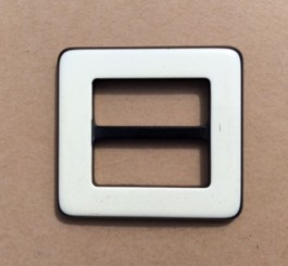 Monochrome Buckle 30mm 14-0415