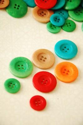 63-02561 Corozo Nut Button