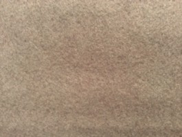 Toffee Woolfelt - NEW COLOUR
