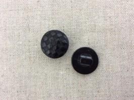 Lasered Black Shank Button 20L x 10