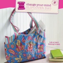 Change Your Mind Slipcover Bag Pattern - Straight Stitch Society