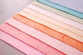 Felt Starter Bundle - Pastel - 10 pieces