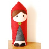 Red Riding Hood Felt Kit