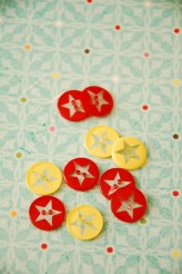 24L Star Button x 3