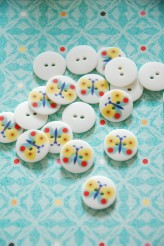 63-A0751 24L Butterfly Button