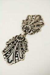 80-G50 Antique Silver Metal Clasp