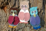 DEIDRE BARN OWL SEWING KIT