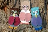DEIDRE BARN OWL SEWING KIT