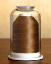 1134 Light Chestnut Hemingworth Machine Embroidery & Quilting Thread
