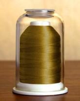 1137 Army Green Hemingworth Machine Embroidery & Quilting Thread