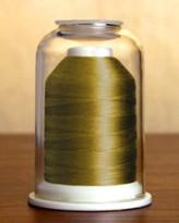 1135 Pharaoh Gold Hemingworth Machine Embroidery & Quilting Thread