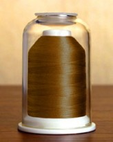 1236 Weathered Wood Hemingworth Machine Embroidery & Quilting Thread