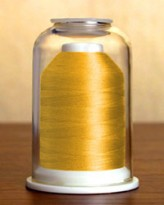 1230 Orange Cream Hemingworth Machine Embroidery & Quilting Thread