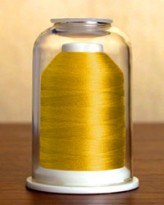 1052 Old Gold Hemingworth Machine Embroidery & Quilting Thread