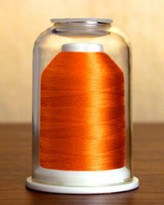 1027 Fiery Sunset Hemingworth Machine Embroidery & Quilting Thread