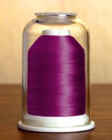 1269 Dark Purple Hemingworth Machine Embroidery & Quilting Thread