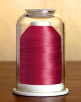 1216 Dark Fuschia Hemingworth Machine Embroidery & Quilting Thread