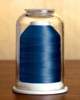 1196 Dark Aquamarine Hemingworth Machine Embroidery & Quilting Thread