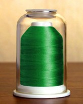 1095 Grassy Green Hemingworth Machine Embroidery & Quilting Thread