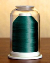 1184 Deep Teal Hemingworth Machine Embroidery & Quilting Thread