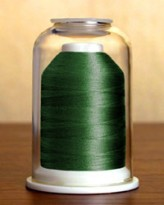1112 Forest Green Hemingworth Machine Embroidery & Quilting Thread