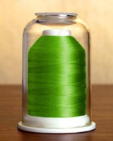 1091 Green Apple Hemingworth Machine Embroidery & Quilting Thread