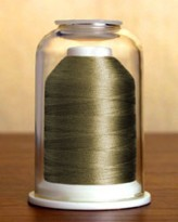 1078 Bronzed Steel Hemingworth Machine Embroidery & Quilting Thread
