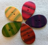 DLS - 1258 x 1  Large Teardrop Button