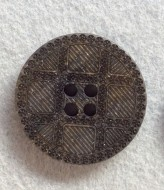 14-04041 Metallic Effect Button - Very Limited Stock