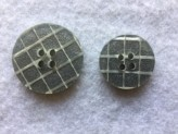 18-S3014 Grey Jacket Button
