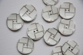 DLS-1201 Lasered  Shell Button