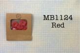 MB1124 - Flower Buttons in a Matchbook