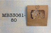 MB33061-80 - Coconut Button in a Matchbook