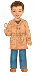 Oliver + S Secret Agent Trench Coat Sewing Pattern