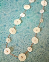 Simple Button Necklace Kit