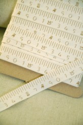 Tape Measure Whimsy RC1111 - 15mm Ribbon x 20m