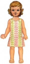 Oliver + S Seashore Sundress Sewing Pattern
