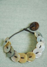 Shell Button Bracelet Kit