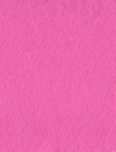 075 Shocking Pink Woolfelt