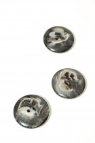 32-3564 40L Grey Stone Button