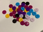 Mixed Colour Pack of 50 Smartie Buttons  20L  SPECIAL PRICE