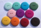 Mixed Colour Pack of 50 Smartie Buttons  54L VERY LIMITED STOCK