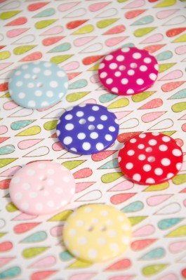 100-008 40L Spotty Button Medium