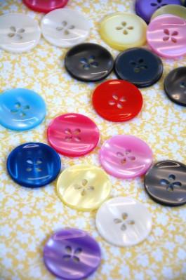 40-51899 40L Pearl Button x 1