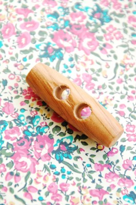 40-5671 40mm or 30mm Wooden Toggle x 1