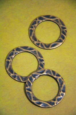 80-MA242 30mm Ring Oxy Brass
